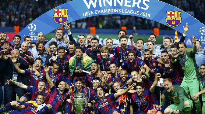 Liga Champion: JUARA LIGA CHAMPION 10 TAHUN TERAKHIR